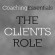 Coaching Essentials: The Client's Role