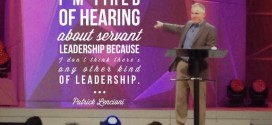 15 Transformational Quotes from Patrick Lencioni  – Global Leadership Summit