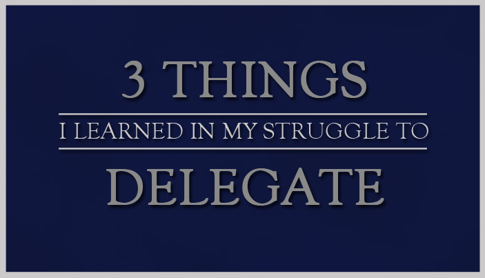 how to delegate work effectively