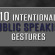 10 Intentional Public Speaking Gestures