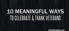10 Meaningful Ways to Celebrate and Thank Veterans