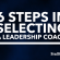 Steps to Selecting a Leadership Coach