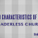 9 Characteristics of a Leaderless Church
